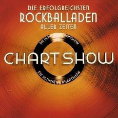 Die Ultimative Chartshow-Rockballaden - Diverse