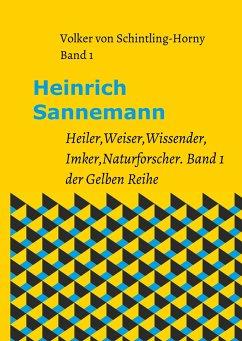Heinrich Sannemann - Schintling-Horny, Volker von