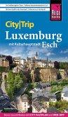 Reise Know-How CityTrip Luxemburg (eBook, PDF)