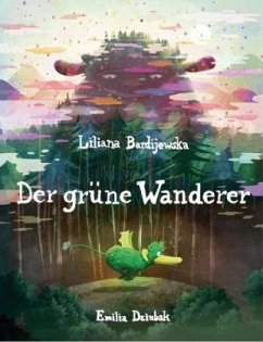 Der grüne Wanderer - Bardijewska, Liliana