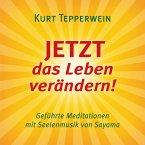 JETZT das Leben verändern! (mit klangenergetischer Musik von Sayama) (MP3-Download)