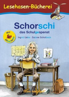 Schorschi, das Schulgespenst / Silbenhilfe