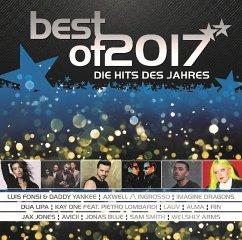 Best Of 2017-Die Hits Des Jahres - Diverse