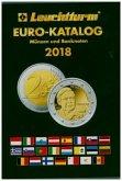 Euro-Katalog 2018. Münzen und Banknoten