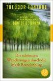 Die schönsten Wanderungen durch die Mark Brandenburg (eBook, ePUB)