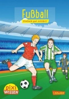 Fußball / Pixi Wissen Bd.23 - Thörner, Cordula