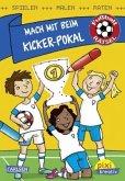 Mach mit beim Kicker-Pokal: Fußballrätsel / Pixi kreativ Bd.108