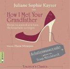 How I Met Your Grandfather, Audio-CD