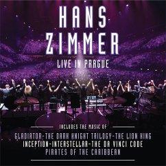 Live In Prague (2cd) - Zimmer,Hans