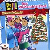 Die drei !!! - Das Weihnachtsrätsel, 1 Audio-CD