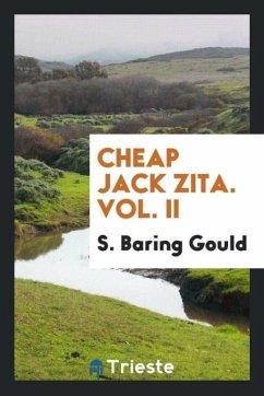 9780649363797 - Gould, S. Baring: Cheap Jack Zita. Vol. II - Књига