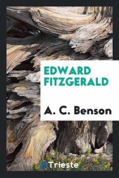 9780649382668 - Benson, A. C.: Edward Fitzgerald - Libro