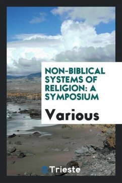 9780649363735 - Various: Non-Biblical systems of religion - Књига