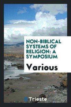 9780649363735 - Various: Non-Biblical systems of religion - كتاب
