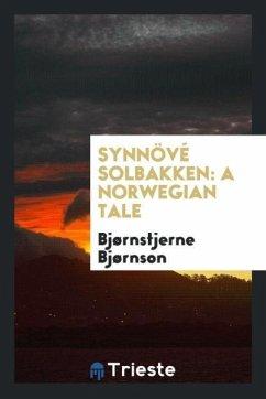 9780649382521 - Bjørnson, Bjørnstjerne: Synnövé Solbakken - Libro