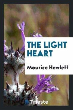 9780649363988 - Hewlett, Maurice: The light heart - Књига