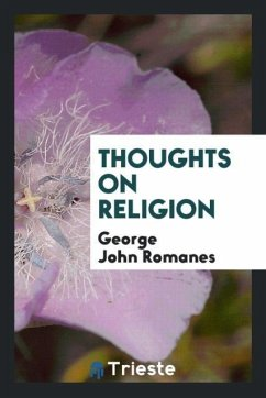 9780649382132 - Romanes, George John: Thoughts on religion - Libro
