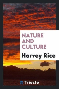 9780649382545 - Rice, Harvey: Nature and culture - Book
