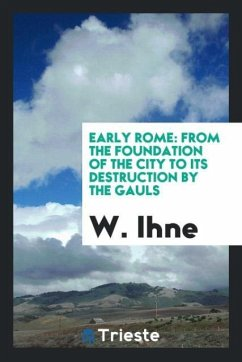 9780649363742 - Ihne, W.: Early Rome - Књига