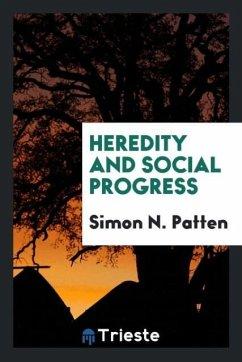 9780649364961 - Patten, Simon N.: Heredity and social progress - Књига