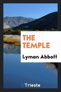9780649363360 - Abbott, Lyman: The temple - Књига