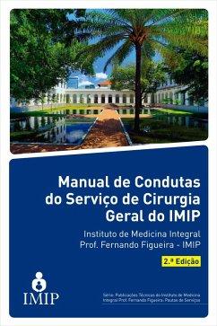 9788555250088 - Cs, Leao: Manual de condutas do serviço de cirurgia geral do IMIP (eBook, ePUB) - Livro