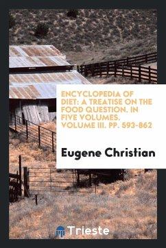 9780649382965 - Christian, Eugene: Encyclopedia of diet - Libro