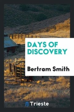 9780649382989 - Smith, Bertram: Days of discovery - Book