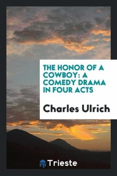 9780649364978 - Ulrich, Charles: The Honor of a Cowboy - كتاب