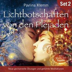 Lichtbotschaften von den Plejaden (Übungs-Set 2) (MP3-Download) - Klemm, Pavlina