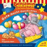 Benjamin Blümchen - Gute-Nacht-Geschichten - Das fliegende Bett (MP3-Download)