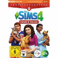 Die Sims 4 - Add On Hunde & Katzen (Download fü...