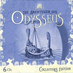 Die Abenteuer des Odysseus - Odysseus Collectors Edition (MP3-Download) - Knop, Jürgen