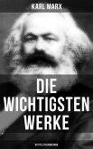 Die wichtigsten Werke von Karl Marx (50 Titel in einem Band) (eBook, ePUB)