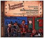Augsburger Puppenkiste: Als der Weihnachtsmann vom Himmel fiel Hörspiel, 1 Audio-CD
