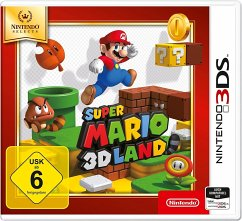 Super Mario 3D Land - Selects (3DS)