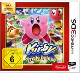 Kirby Triple Deluxe - Selects (3DS)