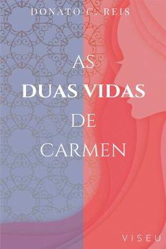 9788593991189 - C. Reis, Donato: As duas vidas de carmen (eBook, ePUB) - Livro