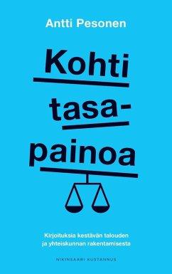 9789526880815 - Pesonen, Antti: Kohti tasapainoa (eBook, ePUB) - Kirja