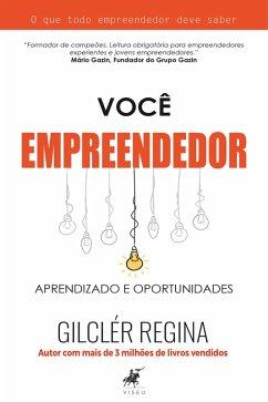 9788593991431 - Regina, Gilclér: Você empreendedor (eBook, ePUB) - Livro
