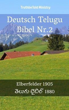 9788233907341 - Truthbetold Ministry: Deutsch Telugu Bibel Nr.2 (eBook, ePUB) - Bok