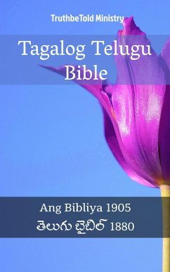 9788233907228 - Truthbetold Ministry: Tagalog Telugu Bible (eBook, ePUB) - Bok
