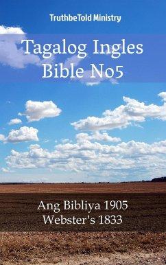 9788233907174 - Truthbetold Ministry: Tagalog Ingles Bible No5 (eBook, ePUB) - Bok