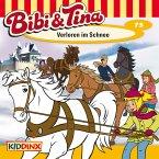Bibi & Tina - Folge 73: Verloren im Schnee (MP3-Download)