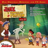 Disney - Jake und die Nimmerland Piraten - Folge 13 (MP3-Download)