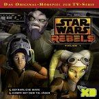 Star Wars Rebels - Folge 1 (MP3-Download)