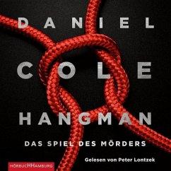 Hangman. Das Spiel des Mörders / New-Scotland-Yard-Thriller Bd.2 (2 MP3-CDs) - Cole, Daniel