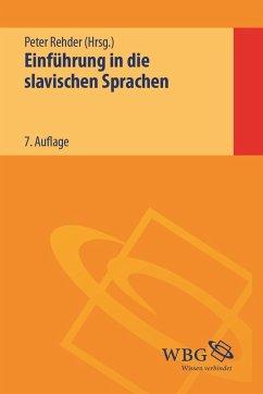 Einführung in die slavischen Sprachen - Breu, Walter
