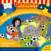 Benjamin Blümchen - Gute-Nacht-Geschichten - Fußballspaß im Zoo (MP3-Download)