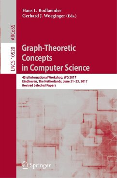 Graph-Theoretic Concepts in Computer Sciene